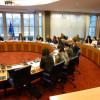 Beim SchattenberichterstatterInnen- Treffen zu meinem Bericht im Ausschuss für die Gleichstellung der Geschlechter