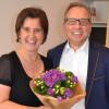 Ich mit Robert Metzger, SPD-Fraktionsvorsitzender im Stadtrat Rosenheim