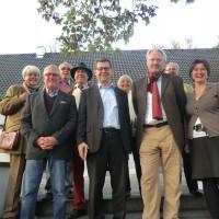 Beim 40-jährigen Jubiläum des SPD-Ortsvereins Feldkirchen-Westerham