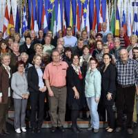Meine erste Besuchergruppe in Straßburg am 21.10.2014