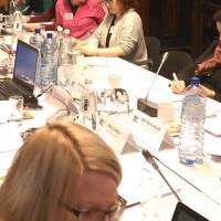 Bei der FES-Konferenz Building a more Gender equitable Europe am 17. November 2014